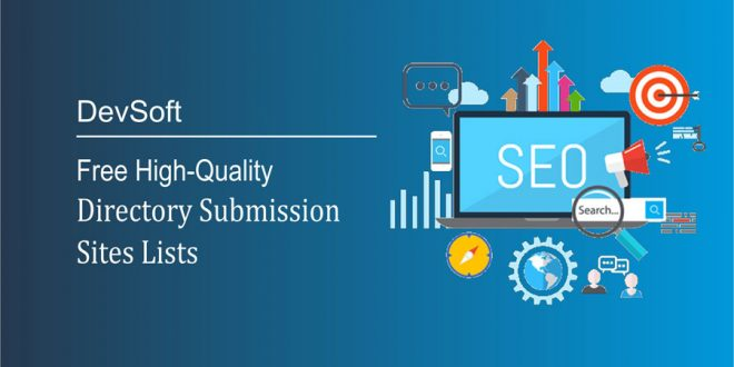 Free High-Quality Directory Submission Sites Lists